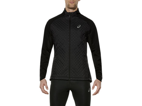 VESTE HYBRIDE PERFORMANCE BLACK 3