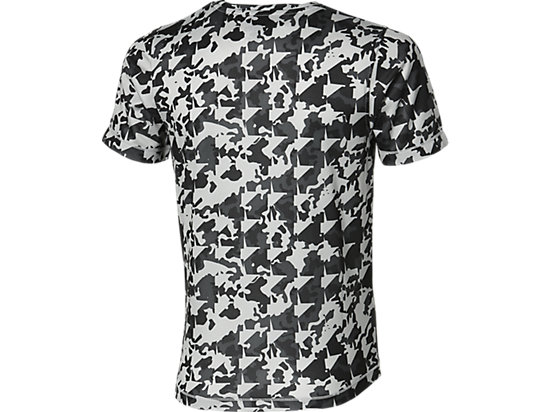 BOY'S PERFORMANCE TOP MIDGREY BOYS CAMO 7 BK