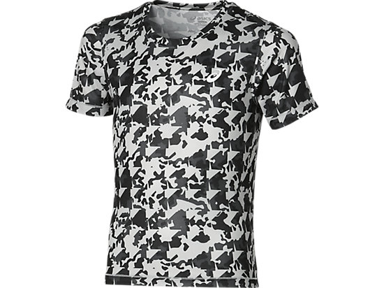 BOY'S PERFORMANCE TOP MIDGREY BOYS CAMO 3