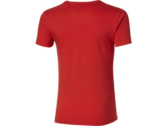 JUNGEN LOGO TOP TRUE RED 7