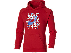 BOY'S GRAPHIC HOODIE