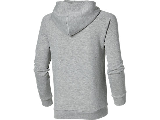 JUNGEN GRAFIK-HOODIE HEATHER GREY 7