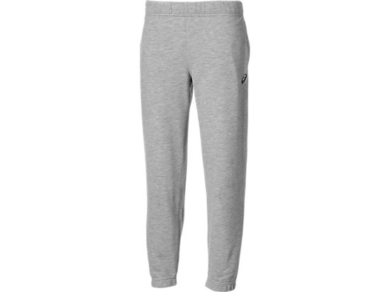 ESSENTIALS JOG PANT HEATHER GREY 3