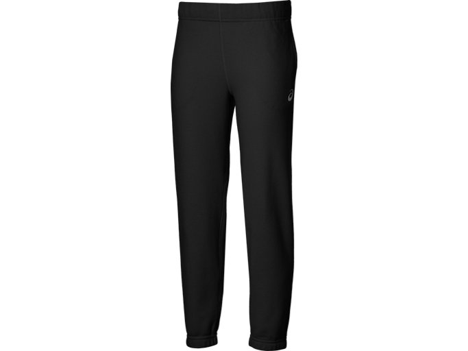 Front Top view of ESSENTIALS JOGGINGHOSE, Performance Black