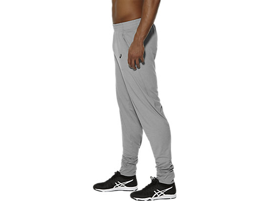 GEBREIDE JOGGINGBROEK HEATHER GREY 7