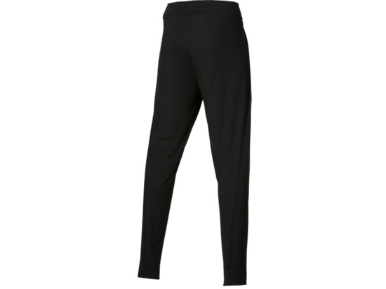 KNITTED JOGGING BOTTOMS PERFORMANCE BLACK 15