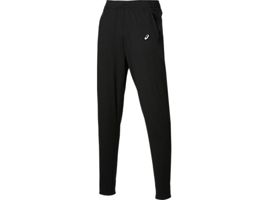 KNITTED JOGGING BOTTOMS PERFORMANCE BLACK 3