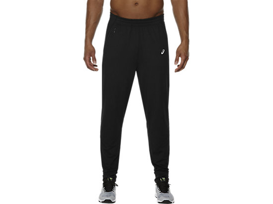 GEBREIDE JOGGINGBROEK PERFORMANCE BLACK 7