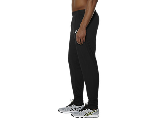 KNITTED JOGGING BOTTOMS PERFORMANCE BLACK 7