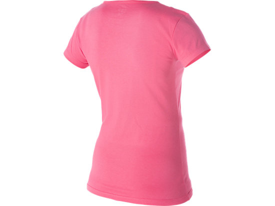 Graphic Short Sleeve Top Camelion Rose 7