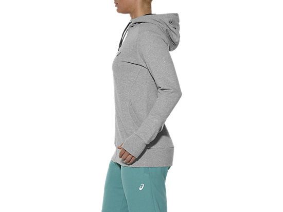 SWEAT TRICOT ZIPPÉ HEATHER GREY 11
