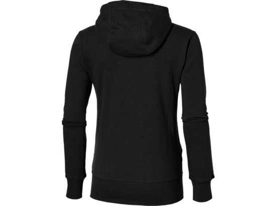 SWEAT TRICOT ZIPPÉ PERFORMANCE BLACK 15