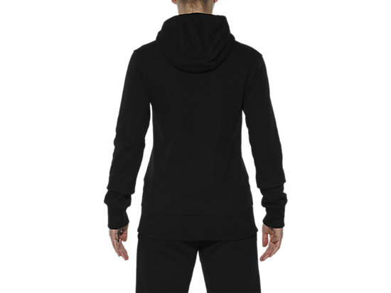SWEAT TRICOT ZIPPÉ PERFORMANCE BLACK 19