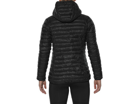 VESTE MATELASSÉE PERFORMANCE BLACK 11 BK