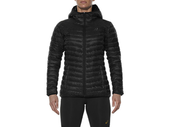 VESTE MATELASSÉE PERFORMANCE BLACK 3 FT
