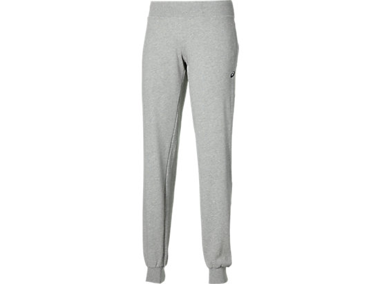 STRAKKE JOGGINGBROEK HEATHER GREY 3