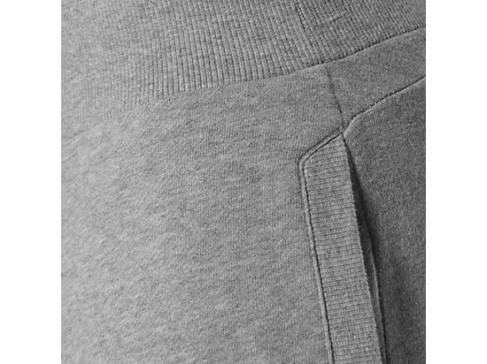 SLIM JOGGING BOTTOMS HEATHER GREY 11