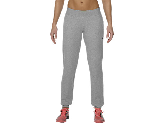 STRAKKE JOGGINGBROEK HEATHER GREY 7
