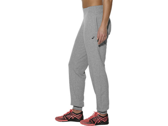 STRAKKE JOGGINGBROEK HEATHER GREY 11