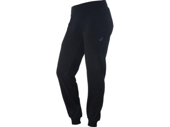 STRAKKE JOGGINGBROEK, Performance Black