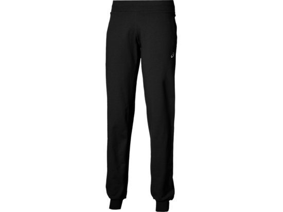 PANTALONI DA JOGGING SLIM PERFORMANCE BLACK 3 FT