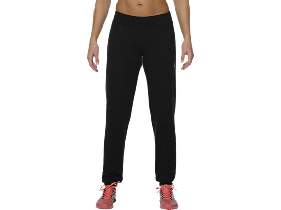 PANTALONI DA JOGGING SLIM PERFORMANCE BLACK 7 FT
