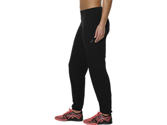 PANTALONI DA JOGGING SLIM PERFORMANCE BLACK 11 LT