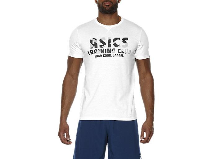 TRAINING CLUB SS TOP | | Men's Short Sleeve Shirts | ASICS