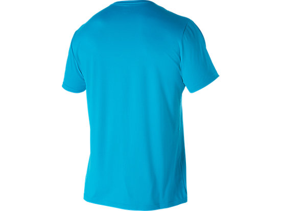 Training Club Sanded Short Sleeve Top Blue Jewel 7