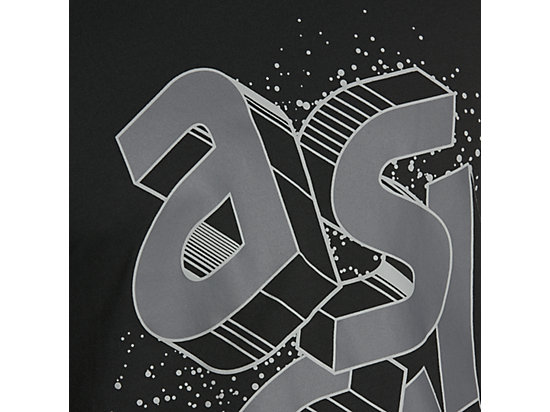 CAMISETA ASICS BLOCK SS PERFORMANCE BLACK 15