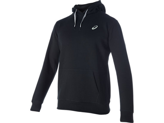 ESSENTIALS HOODIE, Performance Black