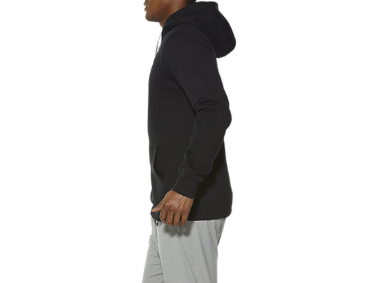 ESSENTIALS HOODIE PERFORMANCE BLACK 7