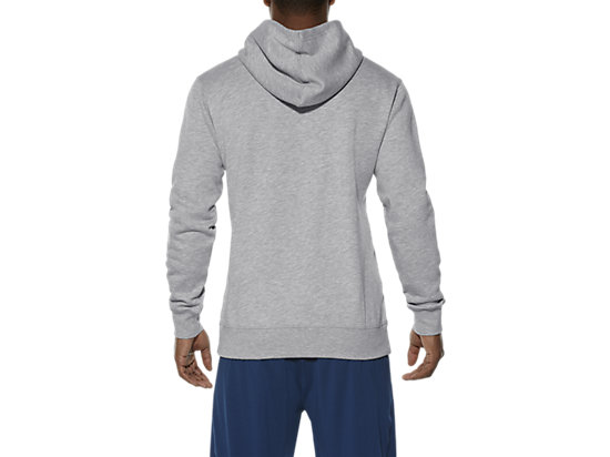 TRAINING CLUB HOODIE HEATHER GREY 11