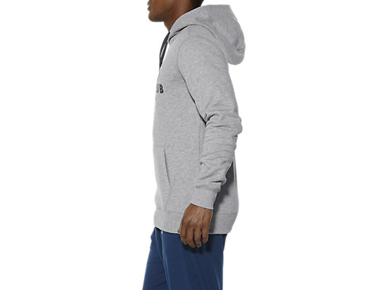 TRAINING CLUB HOODIE HEATHER GREY 7