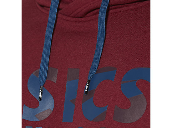 TRAININGSCLUB HOODY POMEGRANATE 15