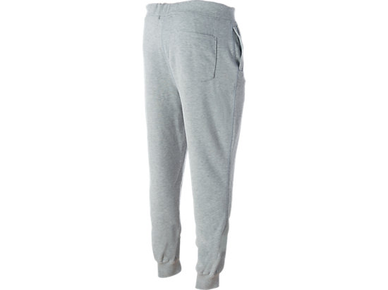Ess Terry Cuff Pant Heather Grey 7
