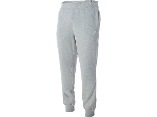 Ess Terry Cuff Pant Heather Grey 3