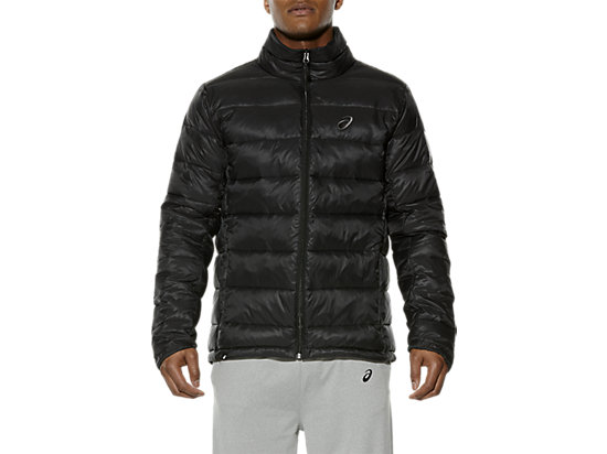 WATTIERTE JACKE, Performance Black