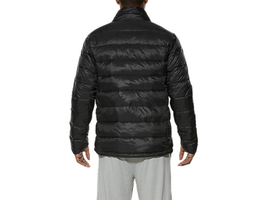 PADDED JACKET PERFORMANCE BLACK 11