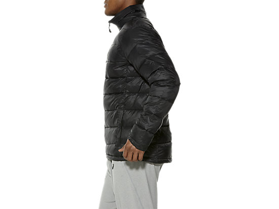 PADDED JACKET PERFORMANCE BLACK 7
