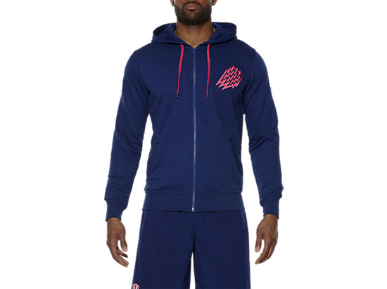 STADE FRANCAIS-HOODIE BLUE DEPTHS 3 FT