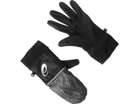 PERFORMANCE MITTENS PERFORMANCE BLACK 7