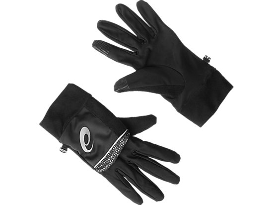 PFM MITTEN, Performance Black