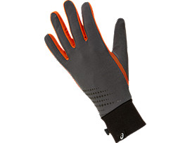 BASIC PERFORMANCE GLOVES, Dark Grey