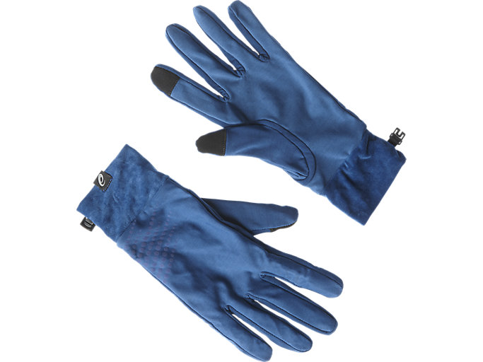 Front Top view of BASIC PERFORMANCE GLOVE, POSEIDON