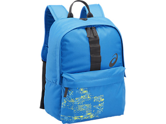 BACK-TO-SCHOOL BACKPACK SPLATTER BLUE JEWEL 3