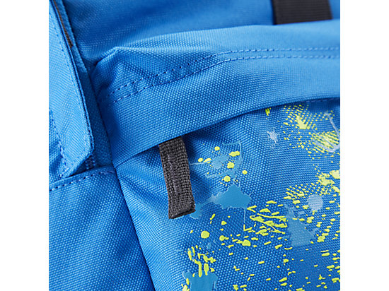 BACK-TO-SCHOOL BACKPACK SPLATTER BLUE JEWEL 7