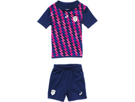 STADE FRANCAIS GAMEDAY STRAMPELANZUG, Blue Depths