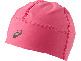 Front Top view of Performance pack – winter beanie met handschoenen, SPORT PINK