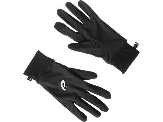Pack performances: un bonnet d'hiver avec des gants PERFORMANCE BLACK 7